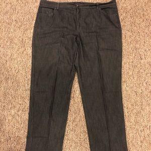 Gloria Vanderbilt Amanda Grey Jeans